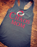McHenry County Chaos Softball Mom Tee/Tank