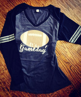 It's Gameday! Retro Football Tee