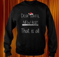 Customizable Dear Santa Long Sleeve Tee