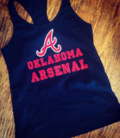 Oklahoma Arsenal Tee or Tank