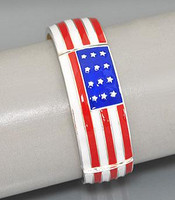Flag Stretch Bracelet