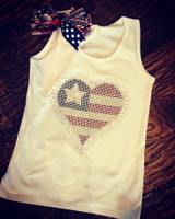 Youth Fourth of July Tank