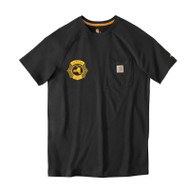 Carhartt Force Cotton Desmond Short Sleeve T-Shirt