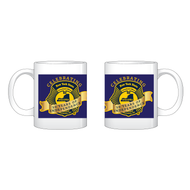 Ceramic Mug, 11 oz