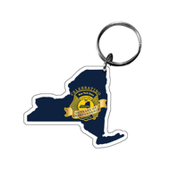 Full color NYS Shape Key Tag