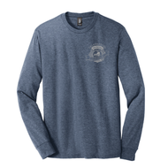 Triblend Long Sleeve Tee Shirt