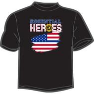 Hero Flag Design Tee shirt