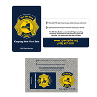 RFID Security Card