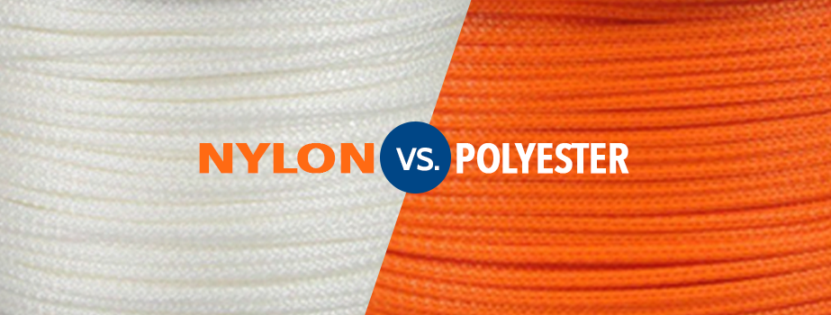 What is the Difference Between Nylon and Polyester Rope
