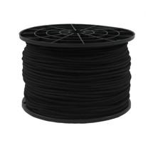 """1/8"""" Polypropylene Bungee Shock Cord Black"""