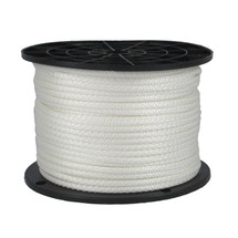 "3/16"" Polyester Rope White"