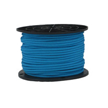 "3/16"" Polyester Bungee Shock Cord Blue"