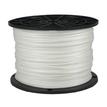"1/8"" Polyester Rope White"