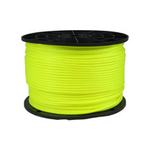 "1/8"" Polyester Rope Neon Yellow"