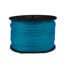 "1/8"" Polyester Rope Blue"