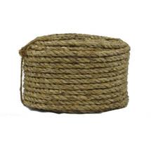 """1/4"""" Twisted Manila Rope x 100 ft"""