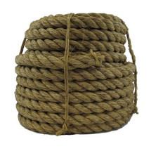 """1"""" Twisted Manila Rope x 100ft"""