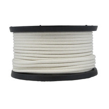 "3/8"" Cotton Rope Sash Cord White"
