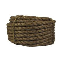 """3/4"""" Twisted Manila Rope x 100 ft"""