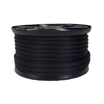 "1/2"" Polyester Rope Black"