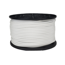 "3/16"" Polyester Bungee Shock Cord White"