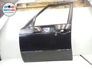 03-12 RANGE ROVER L322 LEFT FRONT DRIVER DOOR BOURNVILLE 822 SHELL PANEL FRAME #RR032017