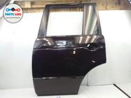 03-12 RANGE ROVER L322 LEFT REAR LR DRIVER DOOR PANEL SHELL FRAME BOURNVILLE 822 #RR032017