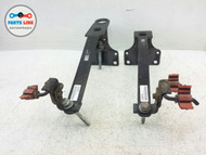 RANGE ROVER L322 TOWING HITCH SET OF 2 BRACKETS OEM