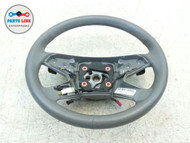 2010-2012 MERCEDES BENZ GL550 X164 DRIVER STEERING WHEEL HEATED GRAY LEATHER #GL060917