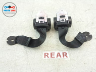 RANGE ROVER EVOQUE REAR SEAT BELTS SET PAIR BELT RETRACTOR SRS LEFT RIGHT OE