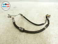 BMW X5 E70 A/C LINES SET OF 2 PRESSURE HOSE SUCTION PIPE TUBE OEM