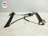 BMW 430I 430 I F33 FRONT RIGHT WINDOW REGULATOR W/ MOTOR ASSEMBLY OEM