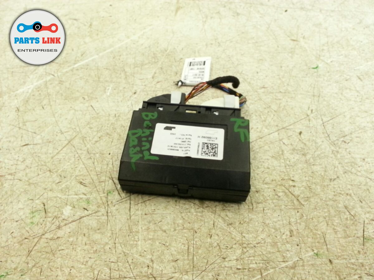 BMW 430I 430 I F33 CLIMATE CONTROL MODULE AC A/C HETER AMPLIFIER OEM