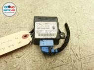 M139 MASERATI QUATTROPORTE LHD LEFT POWER STEERING CONTROL UNIT MODULE OEM