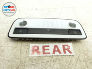 2010-2013 MERCEDES BENZ W212 E350 REAR ROOF OVERHEAD DOME LIGHT LAMP MAP READING #MB020218