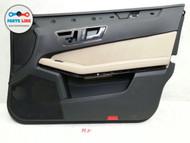 2010-2013 MERCEDES BENZ W212 E350 FRONT RIGHT INNER DOOR TRIM PANEL COVER HANDLE #MB020218