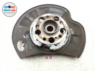 MERCEDES BENZ CL63 AMG CL W216 REAR RIGHT SPINDLE KNUCKLE HUB ASSEMBLY OEM
