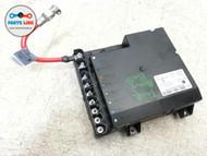 08-09 MERCEDES BENZ CL63 AMG CL W216 POWER SUPPLY CONTROL FUSE BOX MODULE CL550 #CL033018
