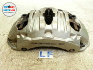 PORSCHE CAYENNE 958 FRONT LEFT BREMBO DRIVER BRAKE CALIPER ASSEMBLY OEM