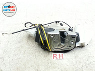 2003-2008 MERCEDES R230 AMG SL55 RIGHT DOOR LOCK LATCH ACTUATOR ASSY SL550 SL600 #SL042018