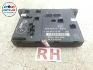 2003-2008 MERCEDES R230 AMG SL55 RIGHT DOOR SEAT CONTROL MODULE SL550 2308205826 #SL042018
