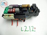 2010-2012 MERCEDES BENZ GLK X204 GLK350 AWD ENGINE FUSE RELAY BOX SAM JUNCTION #MG041015