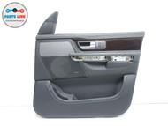 2010-2013 RANGE ROVER SPORT L320 FRONT RIGHT INTERIOR  DOOR PANEL W/ SPEAKER OEM