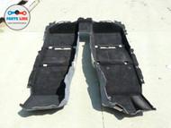 2007-2017 LEXUS LS460 XF40 FLOOR CARPET MAIN FLOOR MAT LINING COVER BLACK OEM