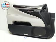 2013-2017 LEXUS LS460 XF40 FRONT LEFT DRIVER SIDE INTERIOR DOOR TRIM PANEL OEM