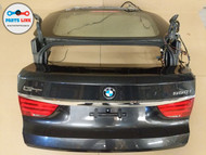 2010-2013 BMW 550I GT F07 LIFT TAILGATE TRUNK W/ CAMERA TAIL LIGHT GLASS OEM