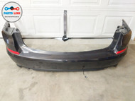 2010-2013 BMW 550I GT F07 4.4L AWD REAR BUMPER COVER W/ SIDE MARKER LIGHT OEM