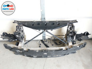 2010-2013 BMW 550I GT F07 AWD RADIATOR SUPPORT W/ BUMPER REINFORCEMENT BAR OEM