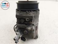 2007-2012 MERCEDES BENZ SL550 R230 5.5L AC AIR CONDITIONER COMPRESSOR PUMP OEM
