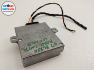 2007-2009 MERCEDES BENZ SL550 R230 COMMUNICATION HANDS FREE VOICE CONTROL MODULE